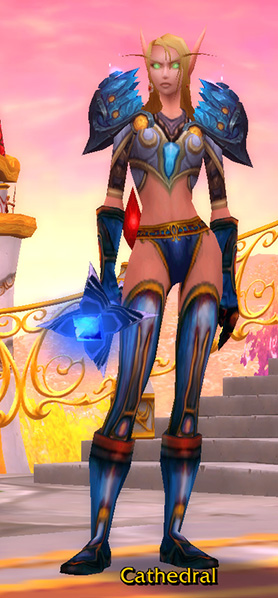 Plate Transmog - Cathedral - Edward the Odd