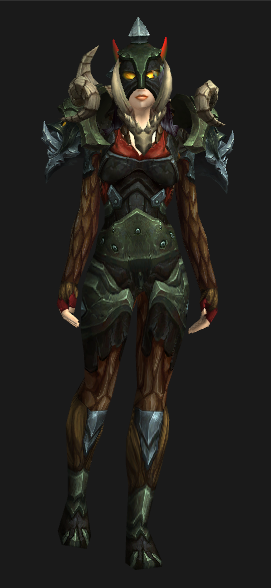 WoD Alpha - Hunter Tier 17