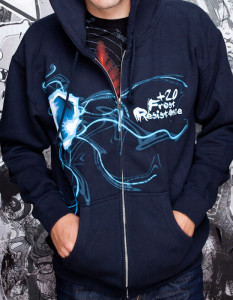 World of Warcraft Hoodie - +20 Frost Resistance
