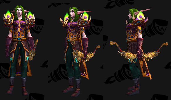 Mail Transmog - Dragonstalker's Breastplate - Preview